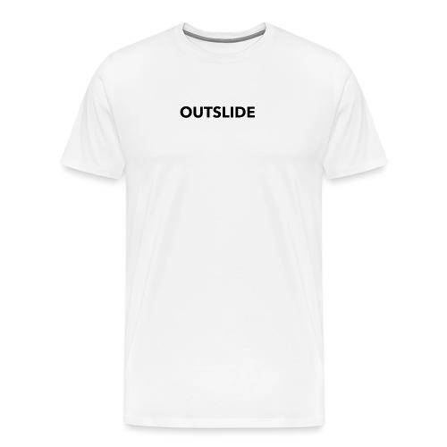 EXTÉRIEUR - Less is more - T-shirt Premium Homme