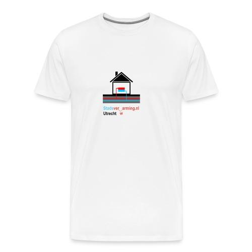 Stadsverarming Utrecht Baby romper - Mannen Premium T-shirt