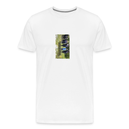 Opera #1-jpg - Maglietta Premium da uomo