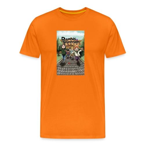 DuG-Band1-Kurztitel - Männer Premium T-Shirt