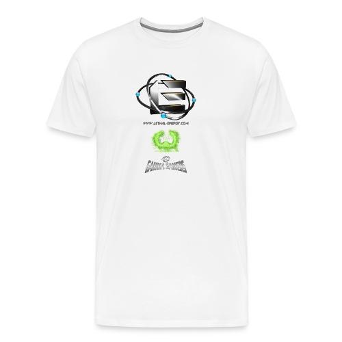 back2 - Men's Premium T-Shirt