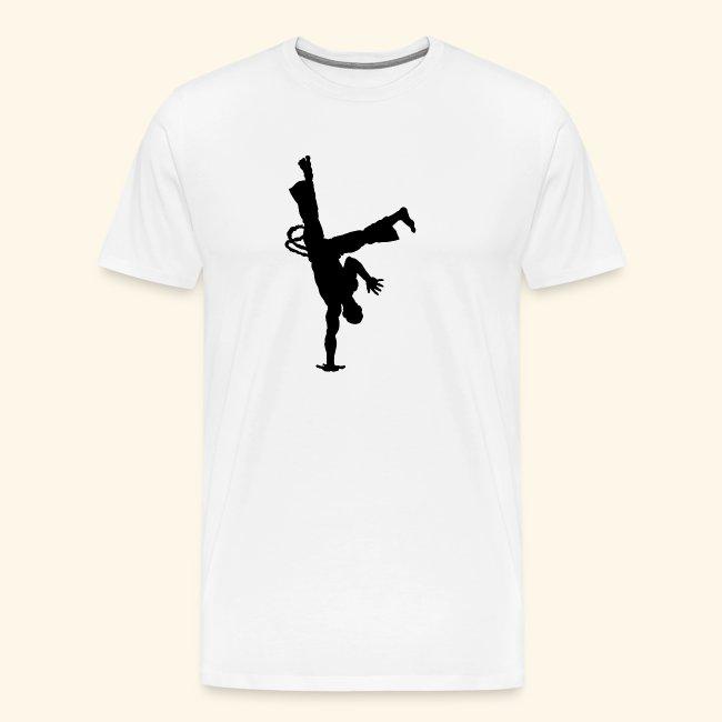 Capoeira Regional Silueta
