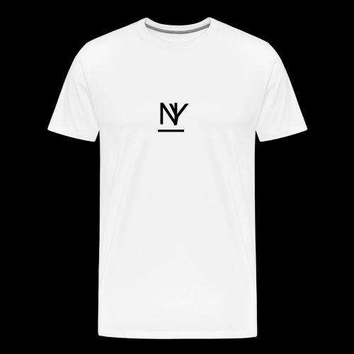 Normzy Logo Merchandise - Men's Premium T-Shirt
