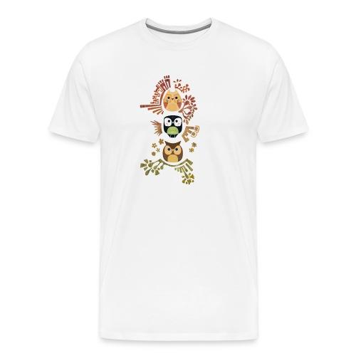 Good Wise Owls - Männer Premium T-Shirt
