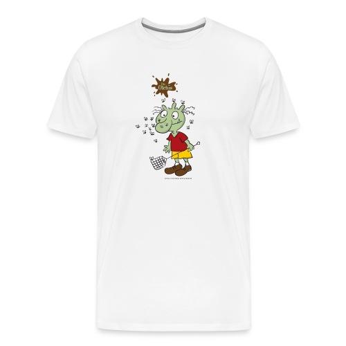 Olchis Fliegen - Männer Premium T-Shirt