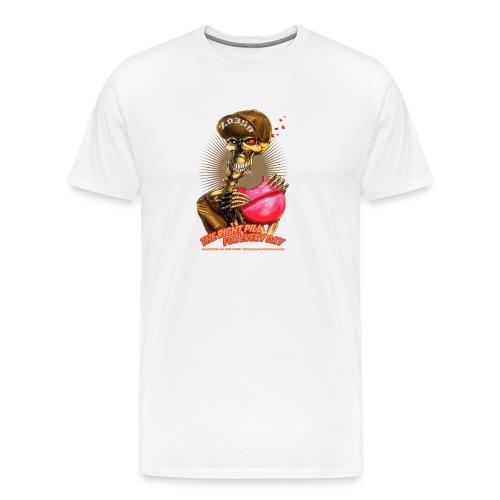 headCRASH pills 2 - Männer Premium T-Shirt