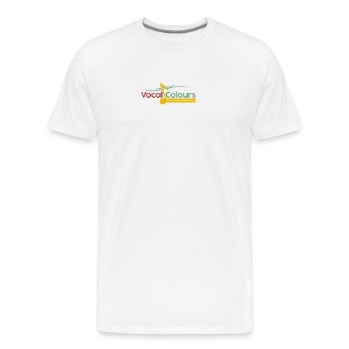 Vocal Colours Chorfestival Hamburg - Männer Premium T-Shirt