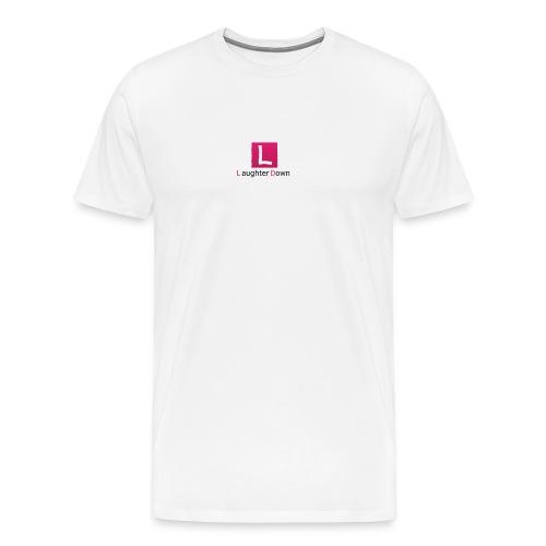 laughterdown official - Men's Premium T-Shirt