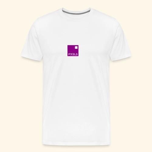 pixels - T-shirt Premium Homme