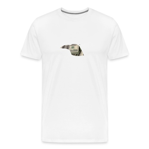 CROW - BILLS # 1 [AUG ED 2017] - Men's Premium T-Shirt