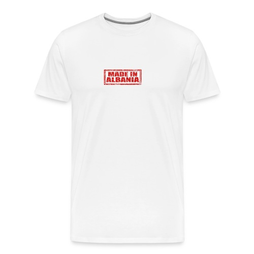 Made in Albania - Männer Premium T-Shirt
