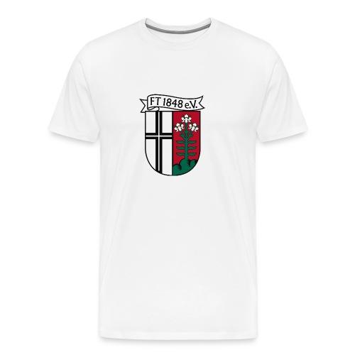 Logo farbig - Männer Premium T-Shirt