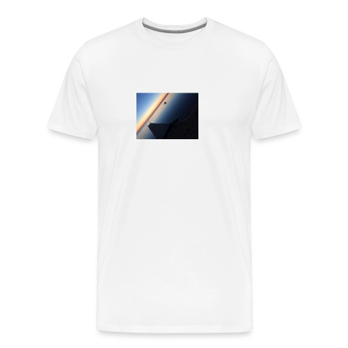 The bridge - Premium-T-shirt herr