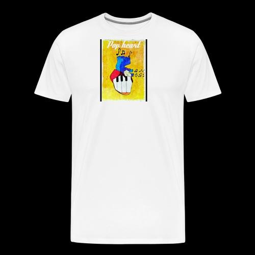 Pop heart - Maglietta Premium da uomo