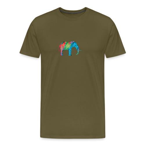 Elefant - Men's Premium T-Shirt