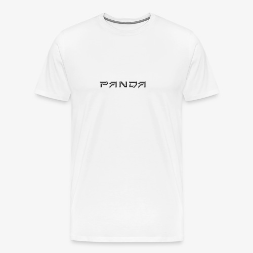 PANDA 1ST APPAREL - Men's Premium T-Shirt