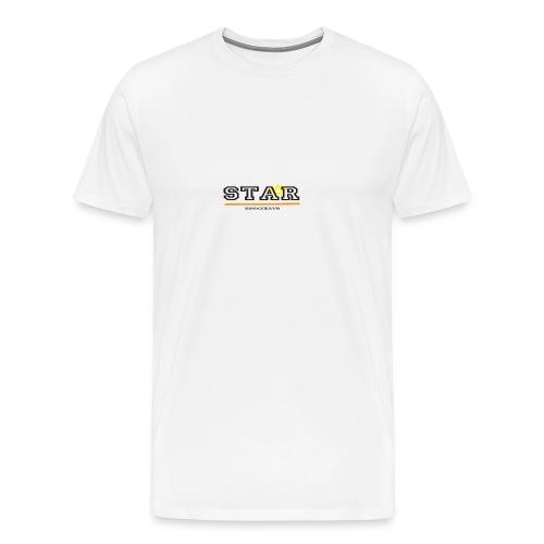 Star - København T-shirt - Herre premium T-shirt