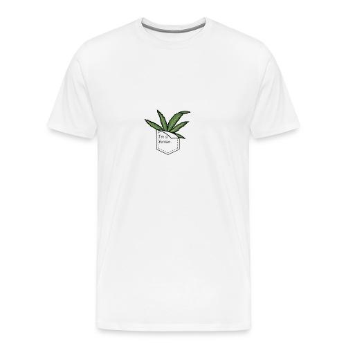 i'm a farmer - Maglietta Premium da uomo