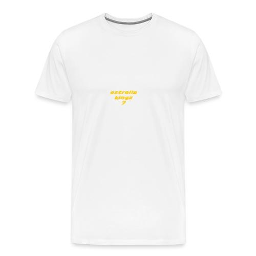 EK7 - Premium-T-shirt herr