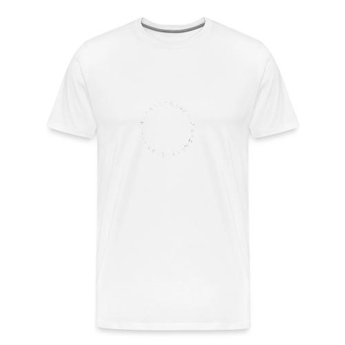 MTB Excursions TEAM - Maglietta Premium da uomo