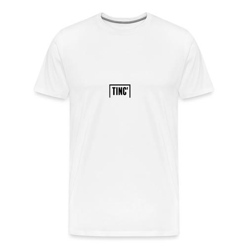 TINC SHIRT BASIC - Mannen Premium T-shirt