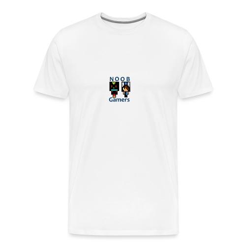 Jompii and Demitri02 Mugg - Premium-T-shirt herr
