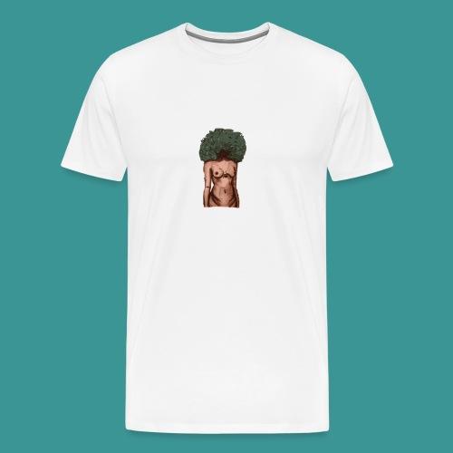 womb woman - Mannen Premium T-shirt