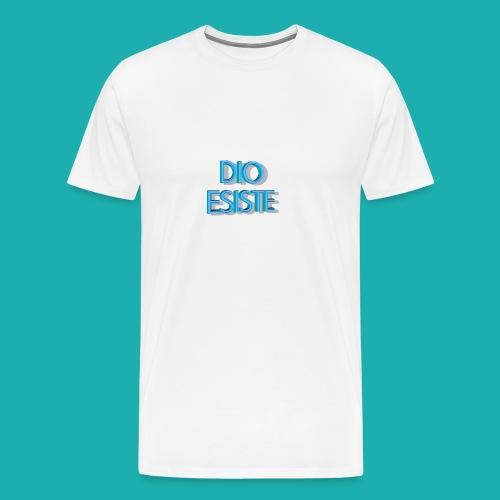 DIO mio - Maglietta Premium da uomo