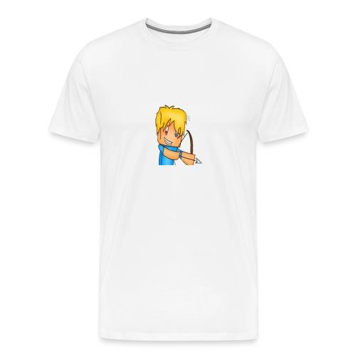 Jollister T-shorte - Premium T-skjorte for menn