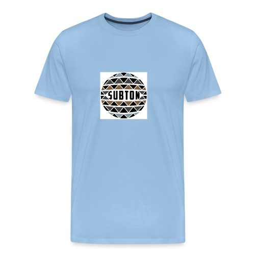wereldbol_subton2-jpg - Men's Premium T-Shirt