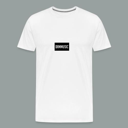 Nice sweater Dammusic - Mannen Premium T-shirt