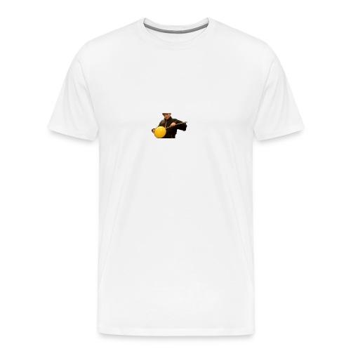 Official PanaPunch Shirt - Wil jij een ballon? - Mannen Premium T-shirt