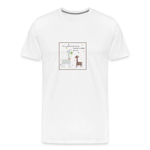 non si vede bene che.... - Maglietta Premium da uomo