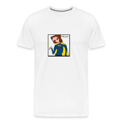 baghwomun [ladies] - Mannen Premium T-shirt
