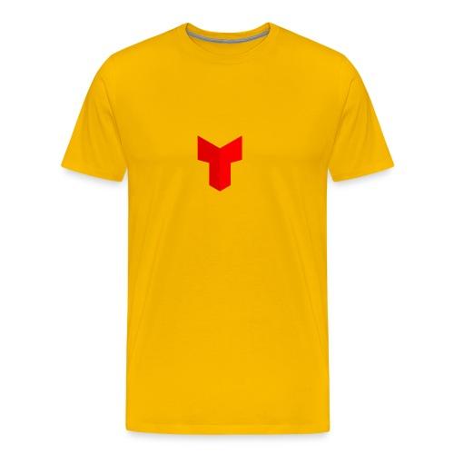 redcross-png - Mannen Premium T-shirt