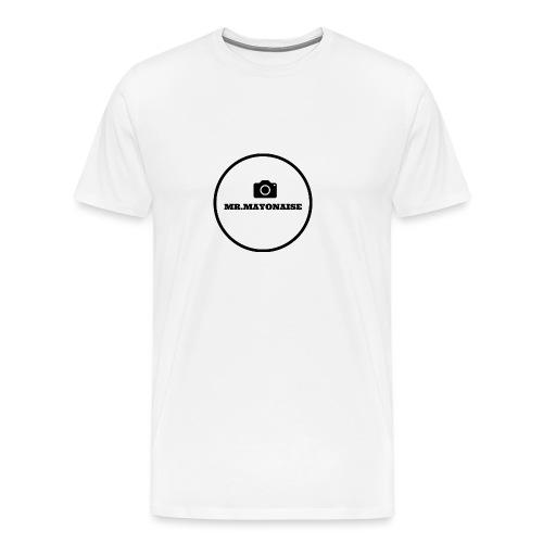 DE OFFICIELE MRM SHOP - Mannen Premium T-shirt