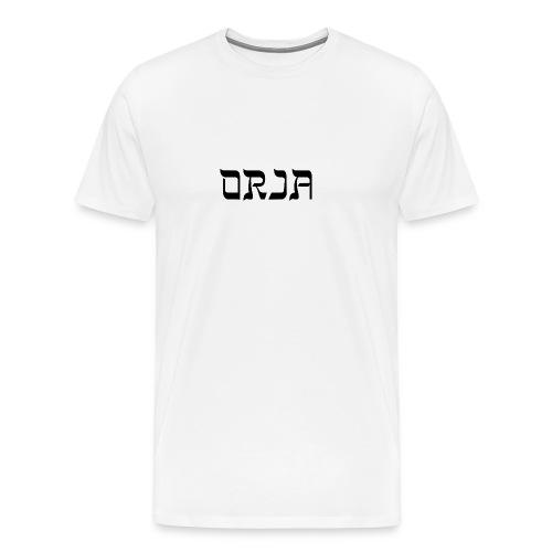 ORJA - Miesten premium t-paita