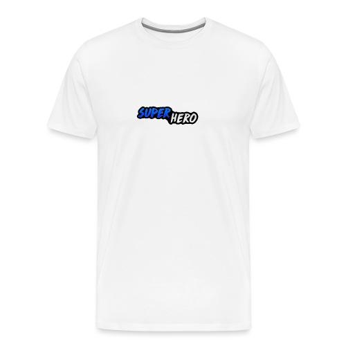 SuperHeroMerchandise - Mannen Premium T-shirt