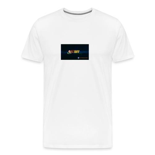 OhrBit Logo - Männer Premium T-Shirt