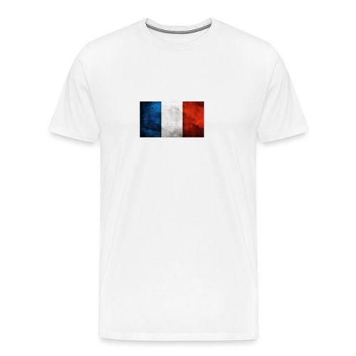 France Flag - Men's Premium T-Shirt