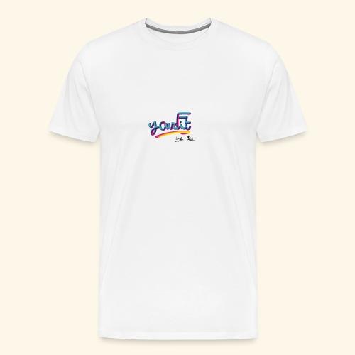 YourFit's Logo - Maglietta Premium da uomo