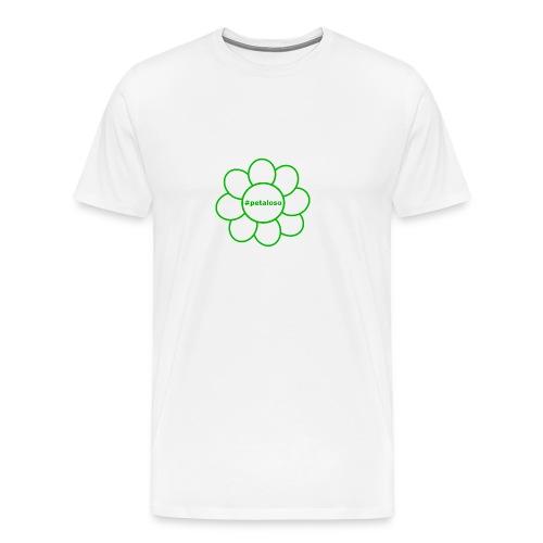 #petaloso - Maglietta Premium da uomo
