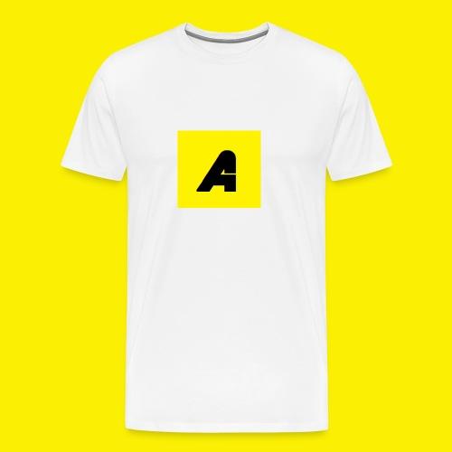 T-shirt Baby - Mannen Premium T-shirt