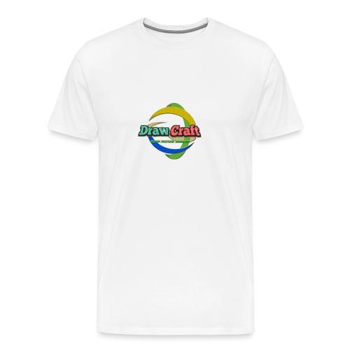 T-Shirt DrawCraft - Maglietta Premium da uomo