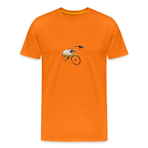 Ninho Bycicle - Maglietta Premium da uomo