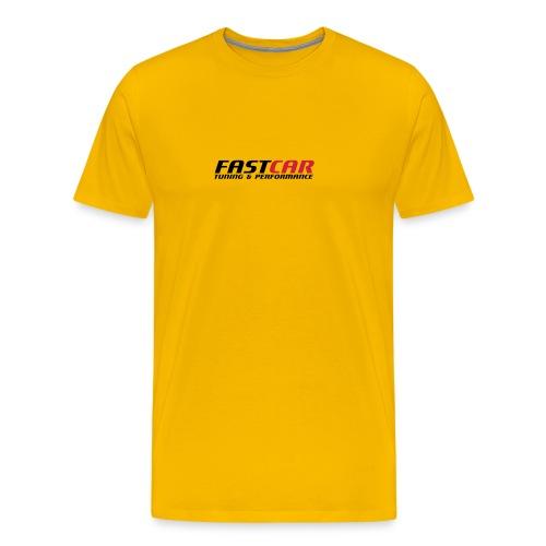 fastcar-eps - Premium-T-shirt herr