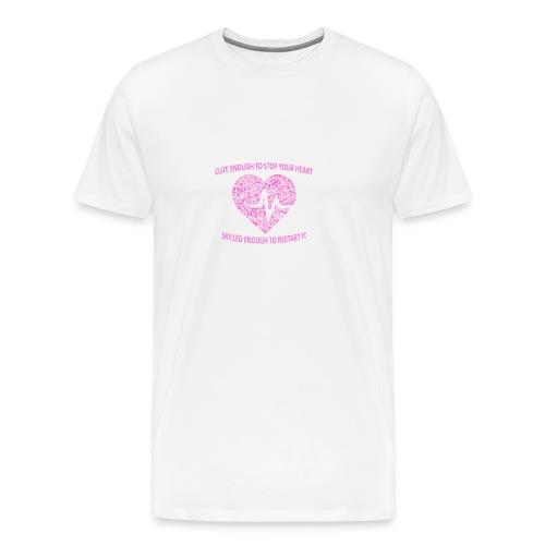 Søt kopp - Premium T-skjorte for menn