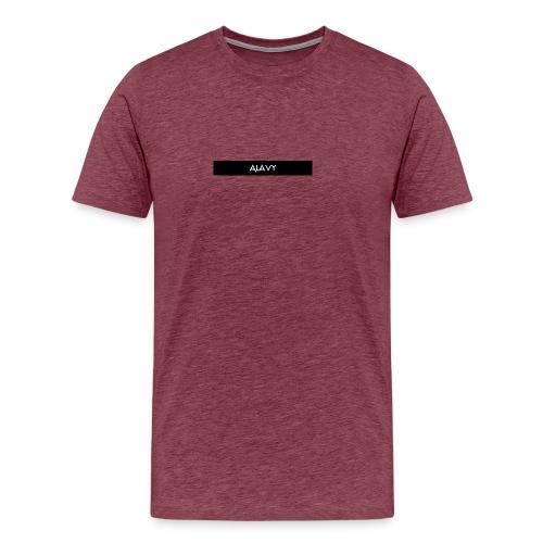 Alavy_banner-jpg - Mannen Premium T-shirt