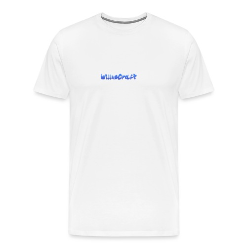 WilLucCraft SweatShirt - Herre premium T-shirt