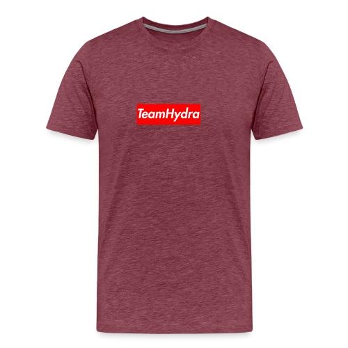 SUPR3ME - Premium-T-shirt herr